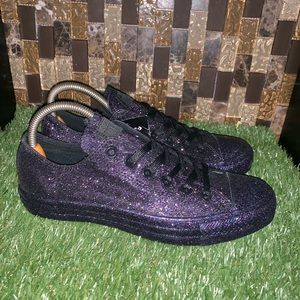 Converse CTA Glitter Grape